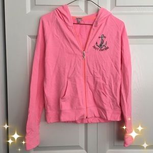 (Sold!) Juicy Couture zip hoodie